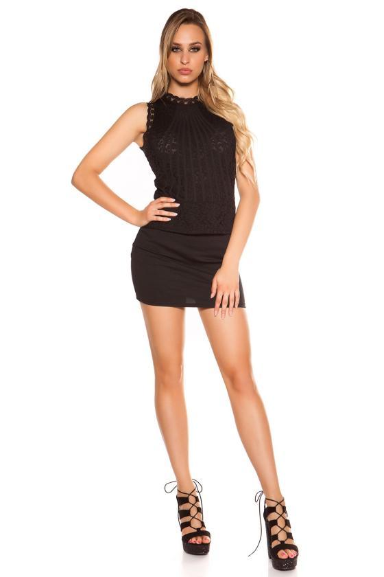 """Žali marškinėliai trumpomis rankovėmis """"Kiss""""_186238"""