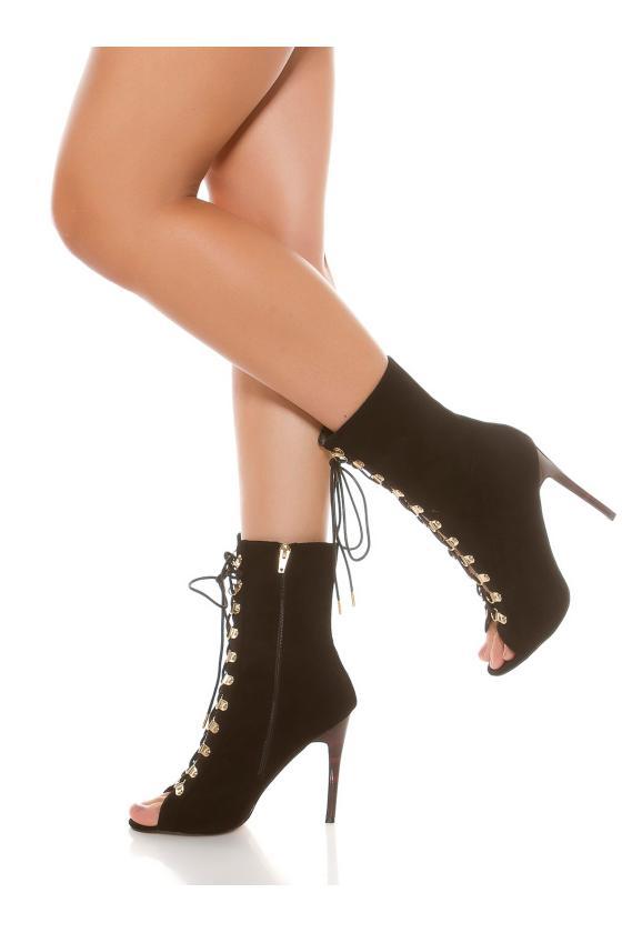 Smėlio spalvos viskozinė suknelė_186448