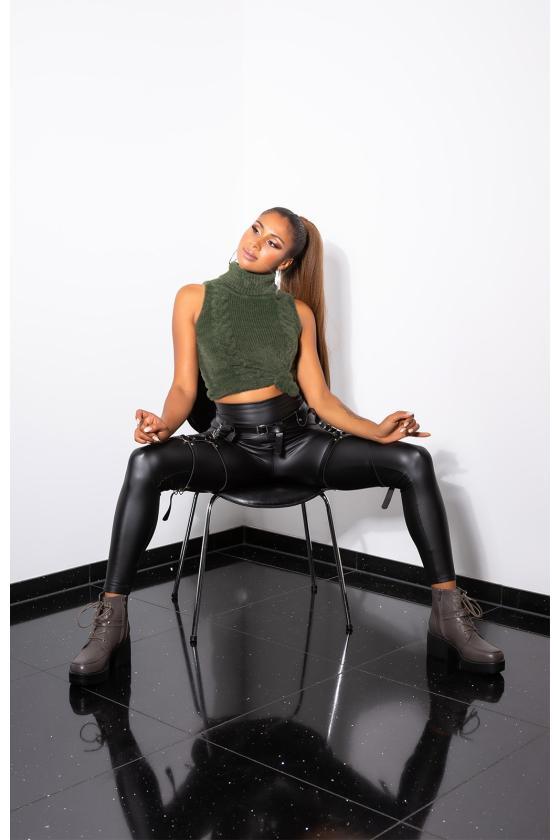 Baltos spalvos viskozinė suknelė_186521