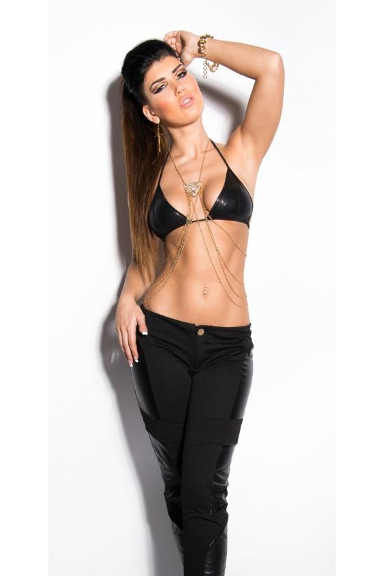 Prabangi raudonos spalvos suknelė GODDESS
