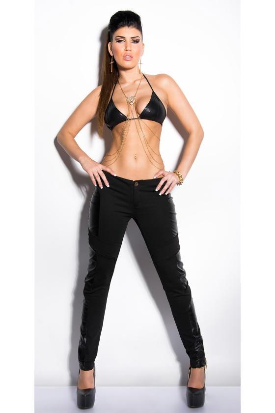 Prabangi raudonos spalvos suknelė GODDESS_186756