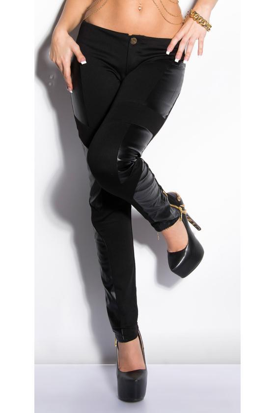 Prabangi juodos spalvos suknelė GODDESS_186762
