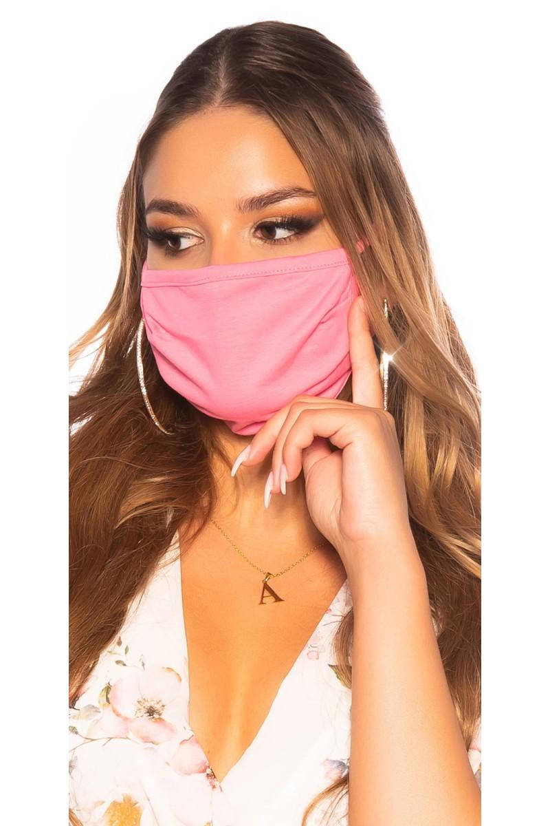 Mėtų spalvos laisvalaikio suknelė su kišenėmis