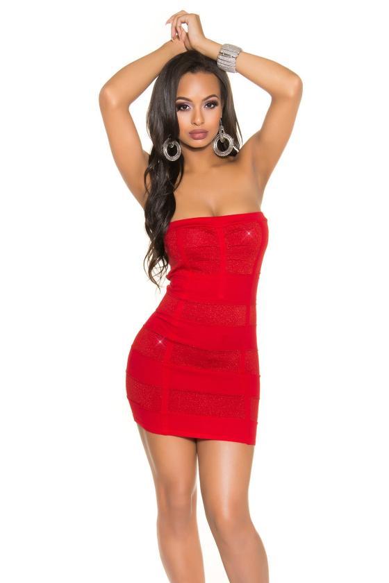 Juodos spalvos paplūdimio tunika 80106 Marko