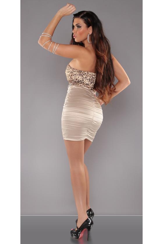 Mėlynos spalvos plėšyti džinsai_188469
