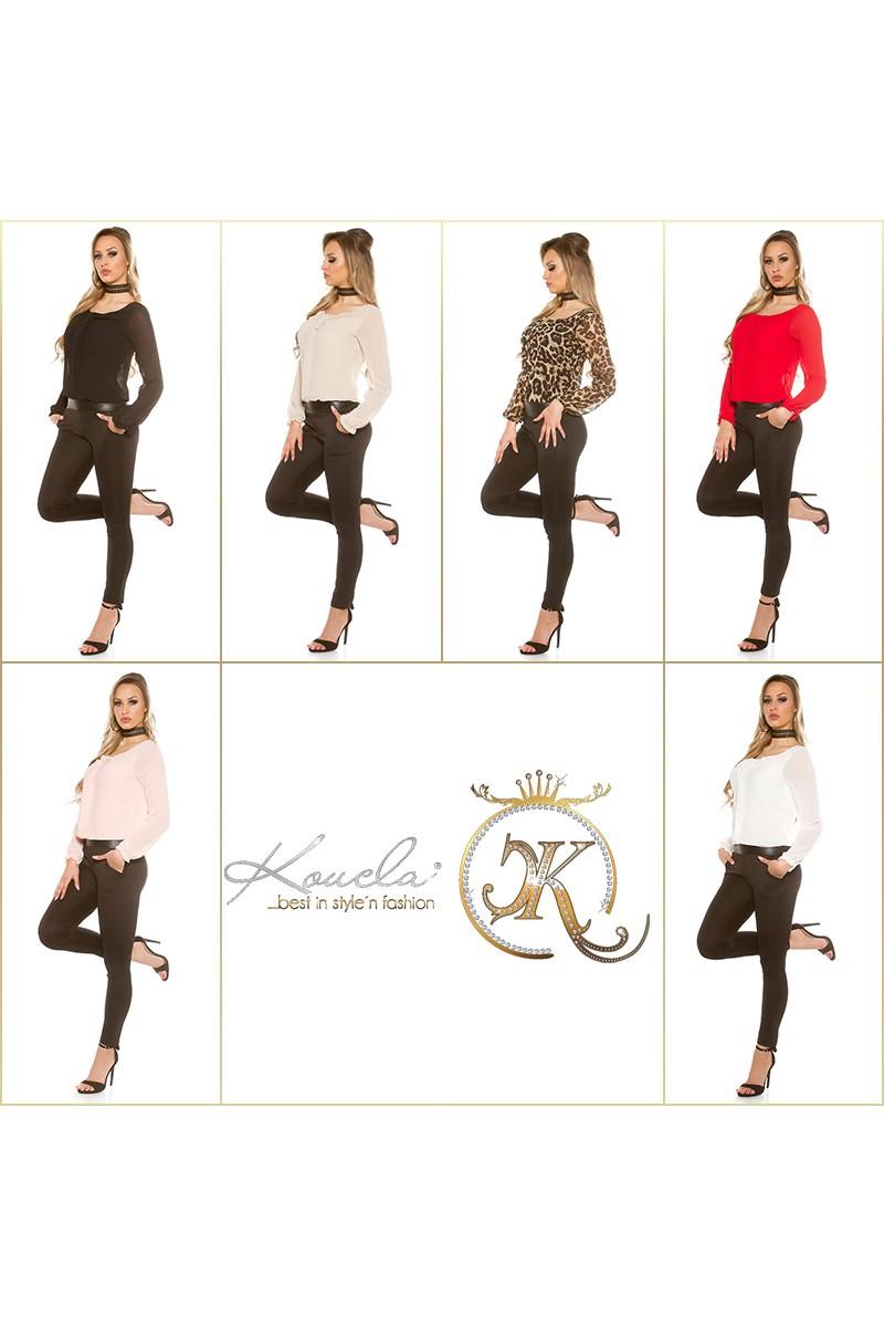 """Persiko spalvos laisvalaikio suknelė su gobtuvu """"Brooklyn""""_190285"""