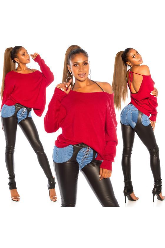 Žydros spalvos gėlėta suknelė