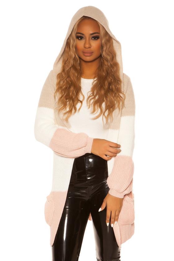 Baltos spalvos sijonas