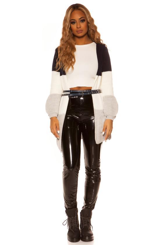 Mėtų spalvos sijonas