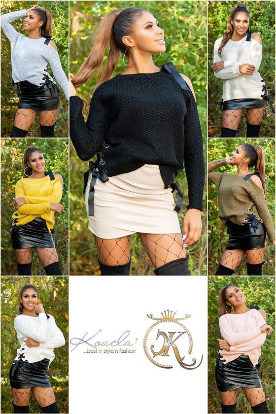 """Seksualių marškinių modelis 154836 """"Babella"""""""