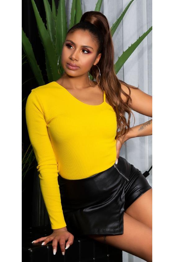 Violetinės spalvos latina stiliaus suknelė 2in1