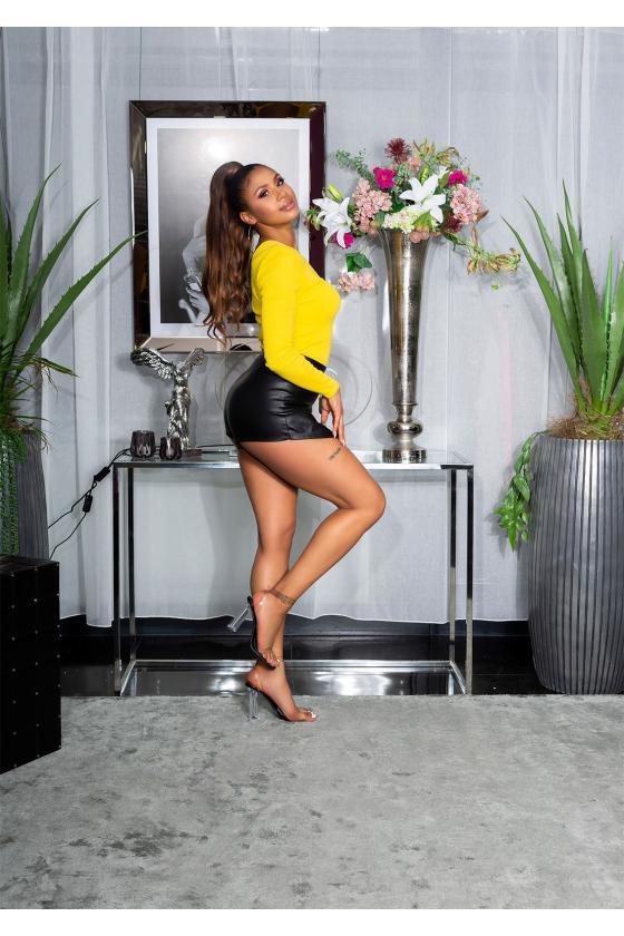 Turkio spalvos latina stiliaus suknelė 2in1