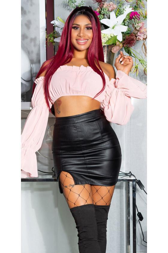 """Žydros spalvos suknelė """"KESI""""_197092"""
