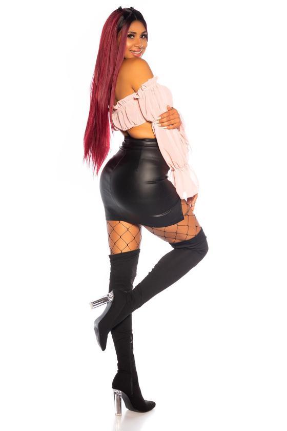 """Rožinės spalvos suknelė """"KESI""""_197098"""