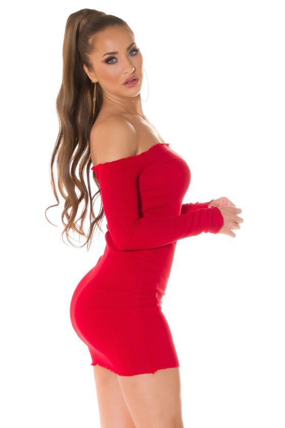 Smėlio spalvos gipiūrinė suknelė 126207