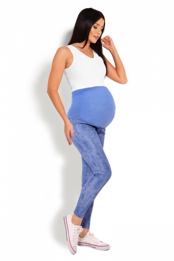 Džinsų imitacijos leginsai nėščiosioms 125822 PeeKaBoo_197696