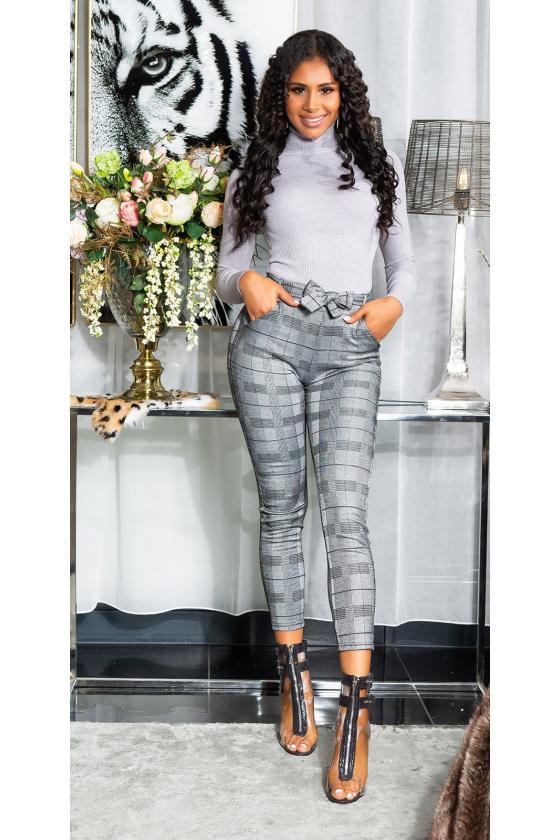Šilta rožinės spalvos tunika su gobtuvu_199422