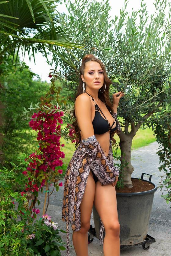 """""""Pajama"""" modelis 155889 """"Lupo Line"""""""
