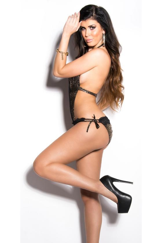 Juodos spalvos stilinga oversize suknelė_201197