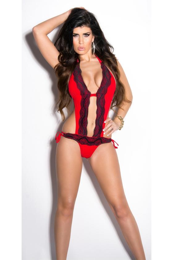 Elegantiška tamsiai mėlyna vidutinio ilgio suknelė_201267
