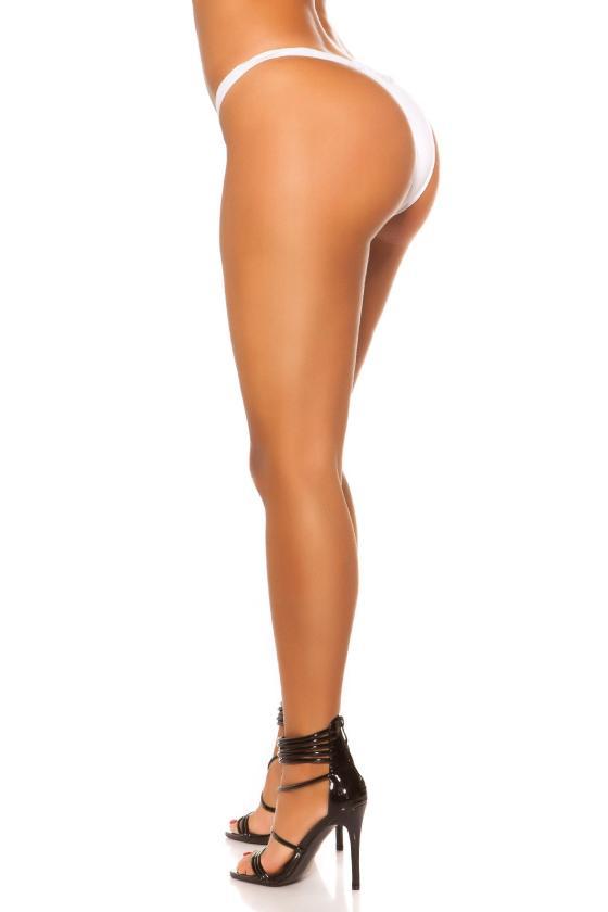 Aukšto liemens džinsinis sijonas su guma_202195