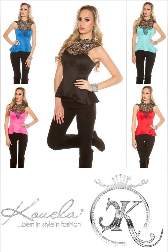 Juodos spalvos laisvo modelio džinsai