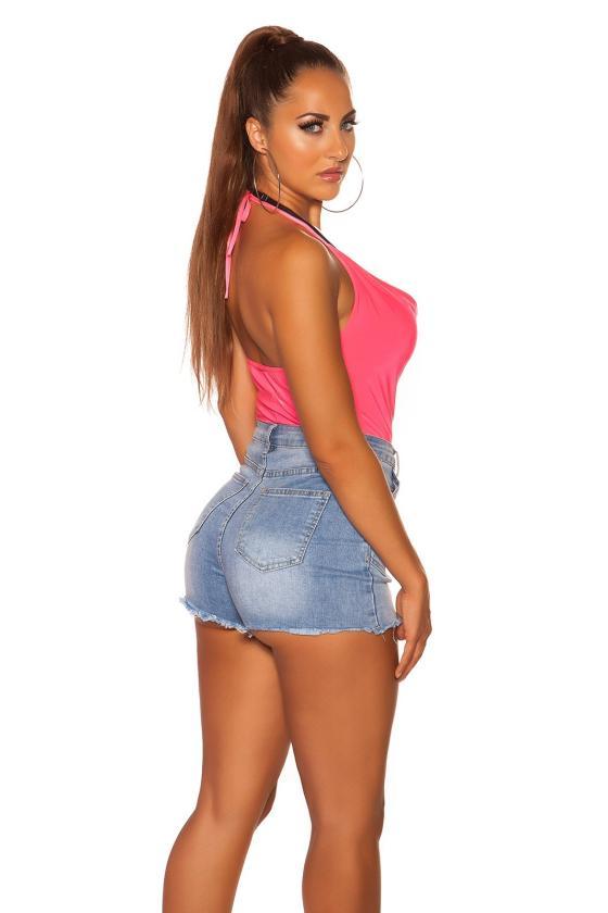 Tamsiai mėlynos spalvos elegantiškos kelnės