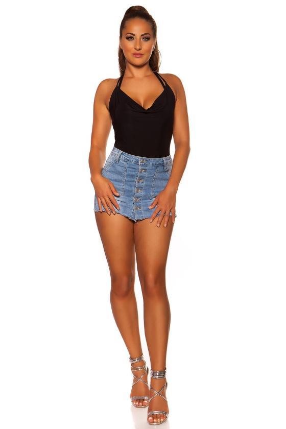 Oranžinės spalvos elegantiškos kelnės_202865