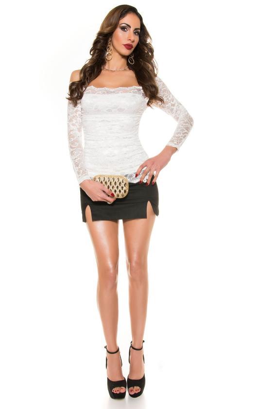 Žydros spalvos maudymosi kostiumėlis POP-ART_203630
