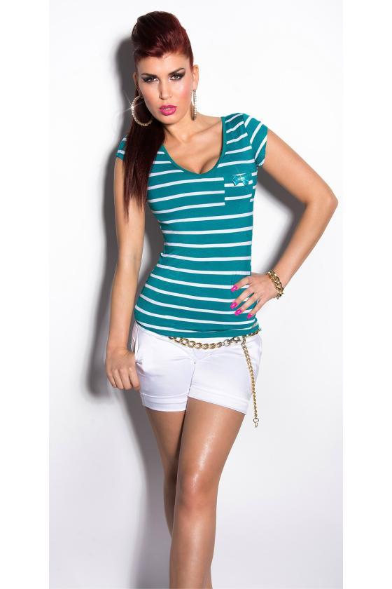 Juodos spalvos suknelė su dirželiu FI596_203878