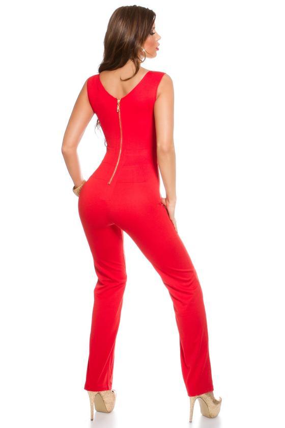 Rožinės spalvos prailgintas sportinis nertinis su užtrauktuku_204184