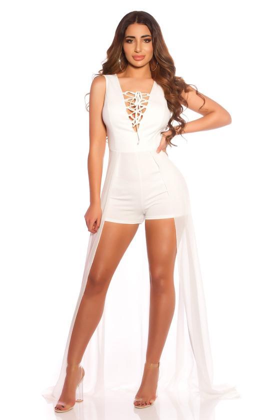 Baltos spalvos ilga suknelė 8984_204470