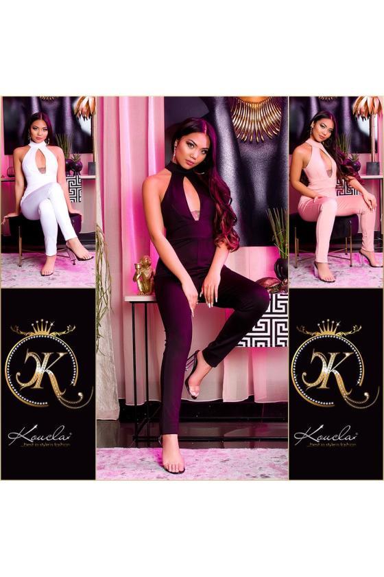Raudonos spalvos oversize suknelė FK572_204494
