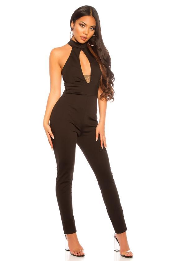 Raudonos spalvos oversize suknelė FK572