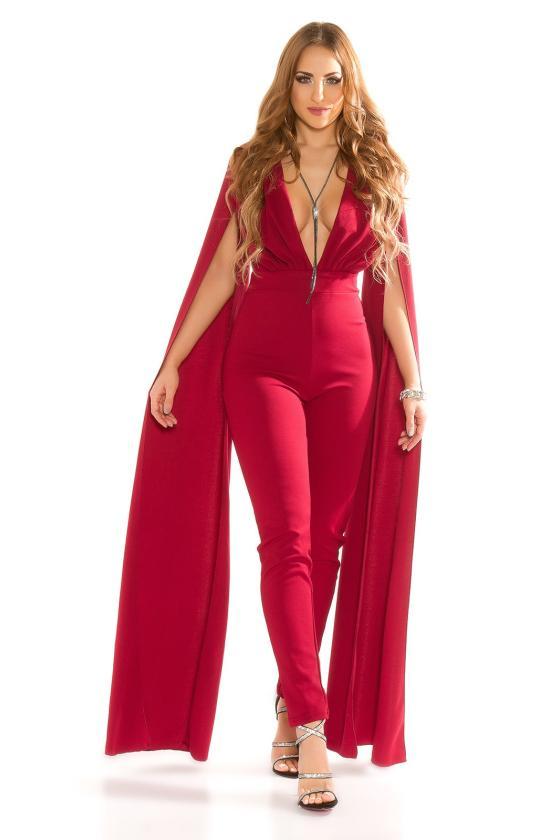 Juodos spalvos suknelė FI594_204538