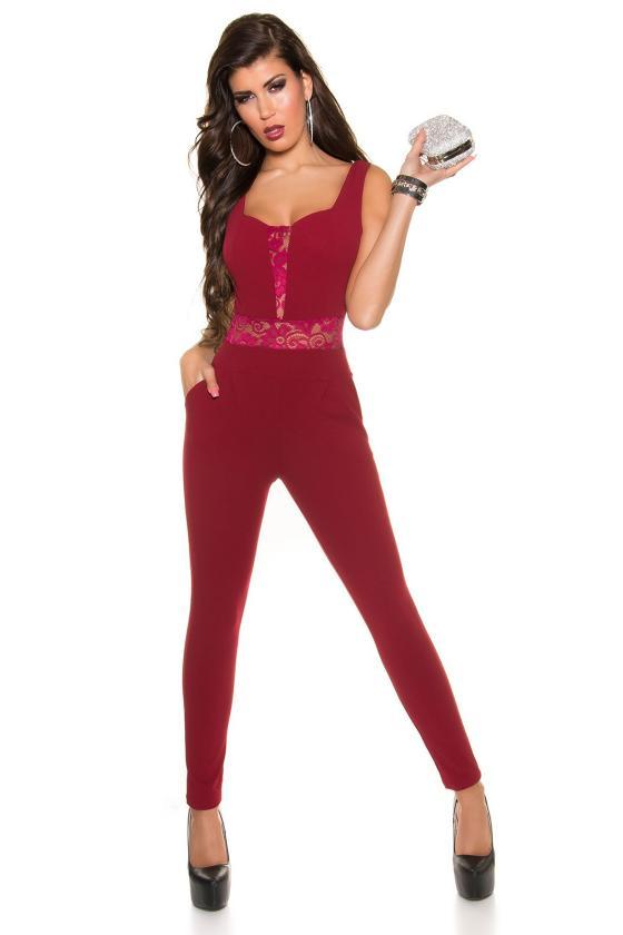 Rausvos spalvos trumpa suknelė_204723