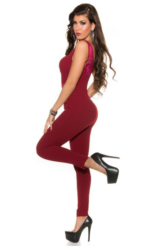 Rausvos spalvos trumpa suknelė_204724