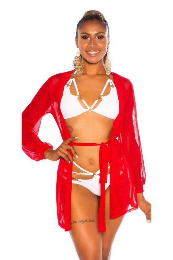 Geltonos spalvos drugelio formos suknelė FG581_204783