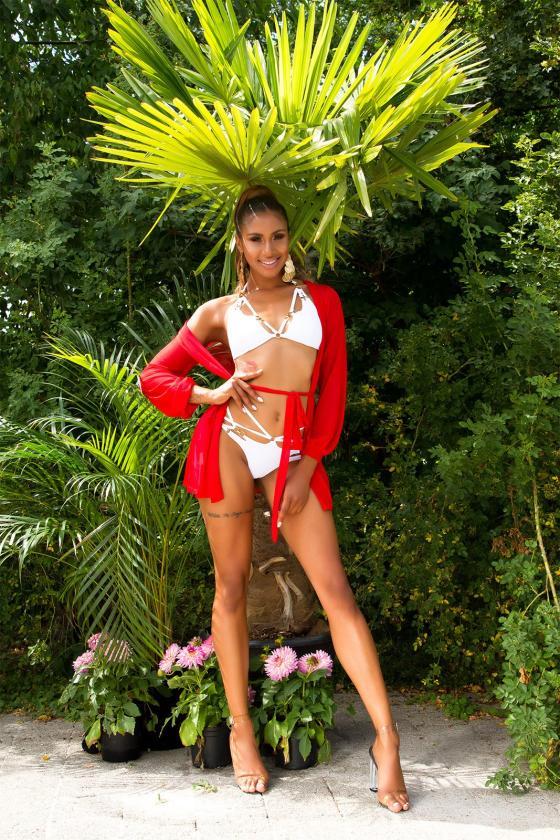 Geltonos spalvos drugelio formos suknelė FG581