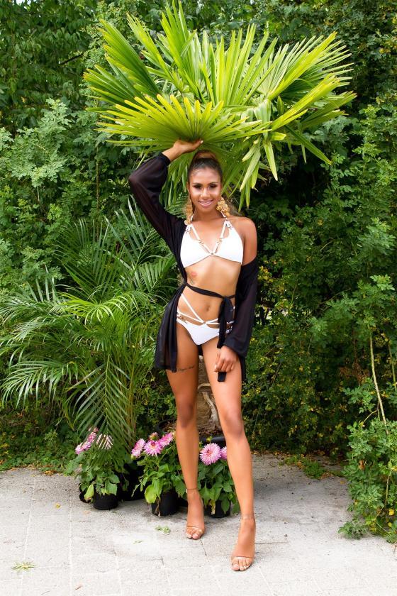 Žalios spalvos laisvalaikio suknelė FI636_204802
