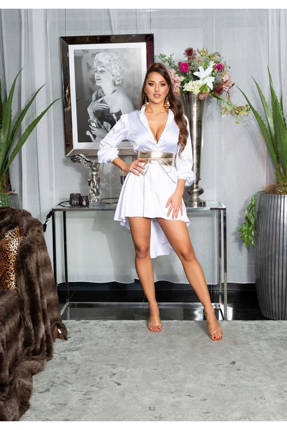 Žalios spalvos suknelė 64632_205113