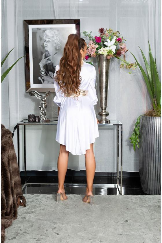 Žalios spalvos suknelė 64632_205114