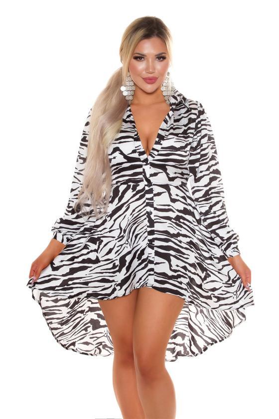 Rožinės spalvos suknelė 64632