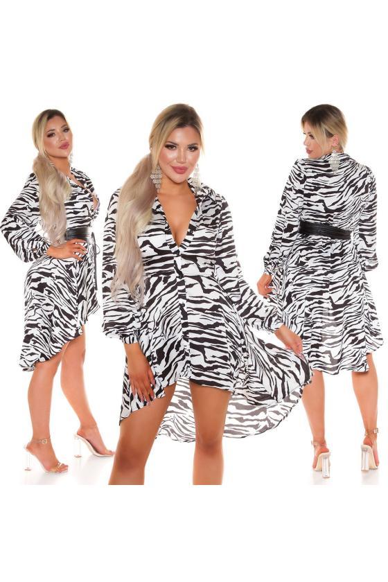 Abrikoso spalvos suknelė 64632_205139