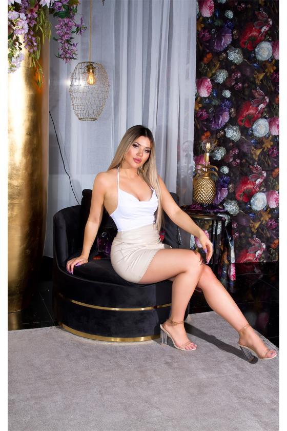 Juodos spalvos maxi suknelė ant petnešėlių_205192
