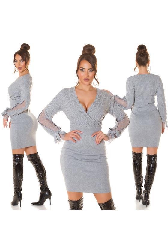 Oranžinės spalvos vasariška suknelė_206130