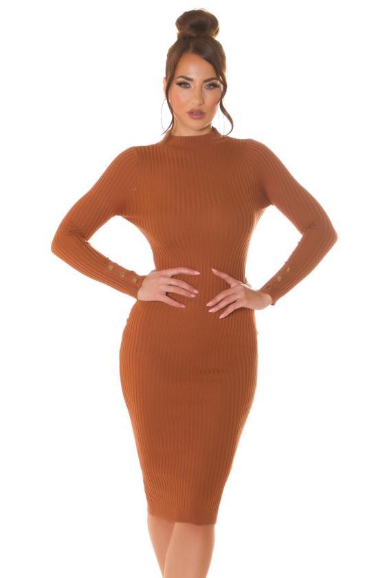 Rausvos spalvos plėšyti džinsiniai šortukai_206919