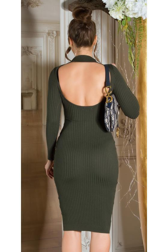 Geltonos spalvos plėšyti džinsiniai šortukai_206933