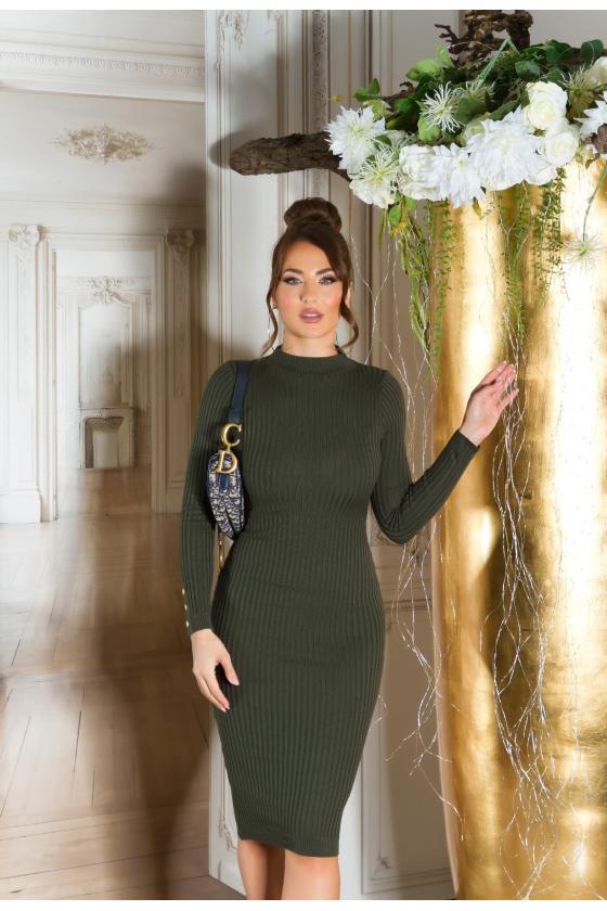 Violetinės spalvos plėšyti džinsiniai šortukai_206939
