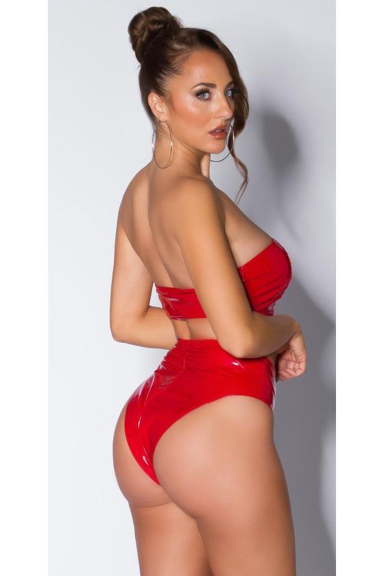 Pilkos spalvos midi ilgio suknelė 133780 Jersa